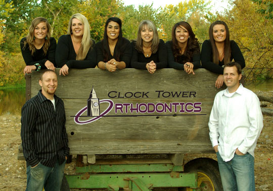 Clock Tower Orthodontics Staff